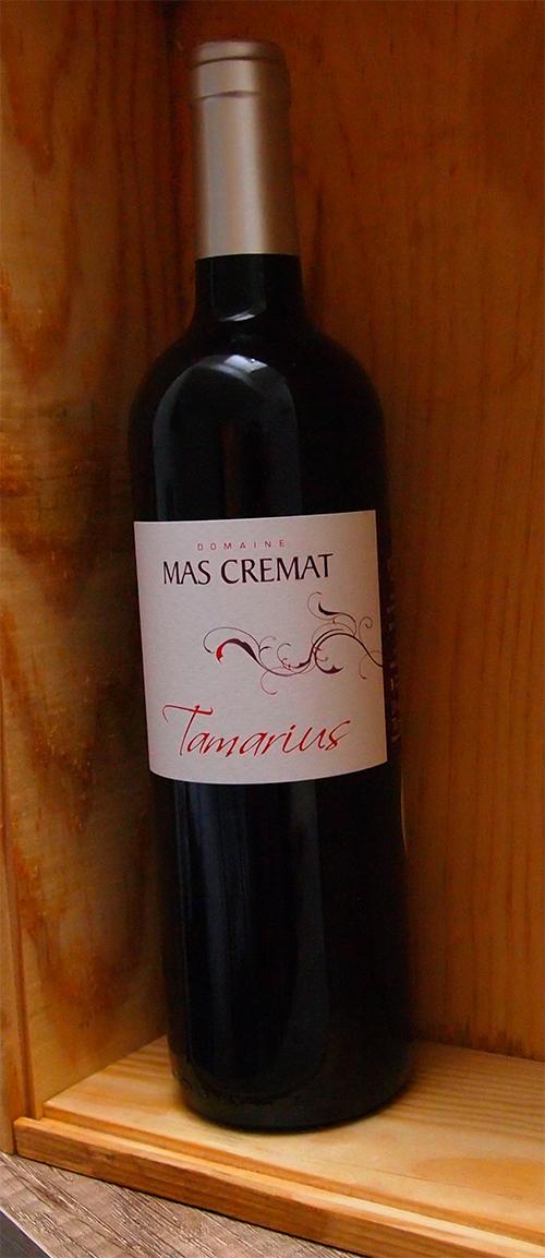 Vins du Roussillon - Bouteille Mas Cremat