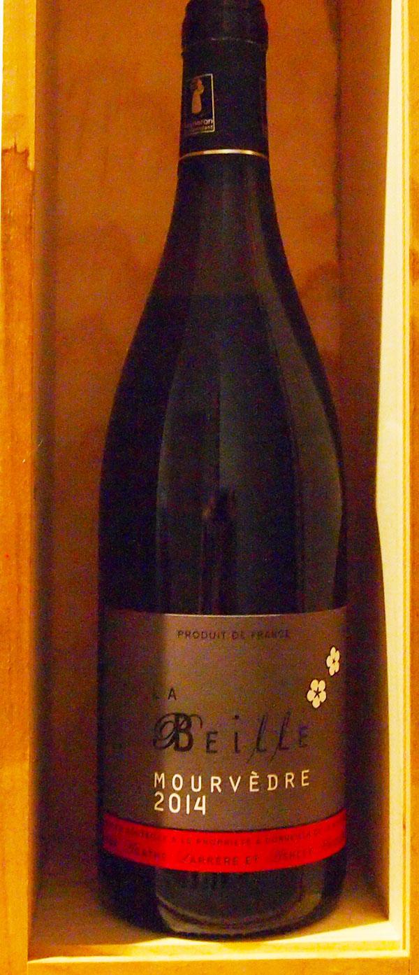 Vins du Roussillon - Domaine La Beille Mourvedre