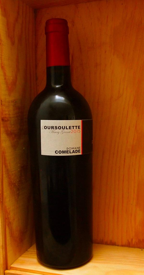 Vins du Roussillon - Domaine Comelade l'Oursoulette