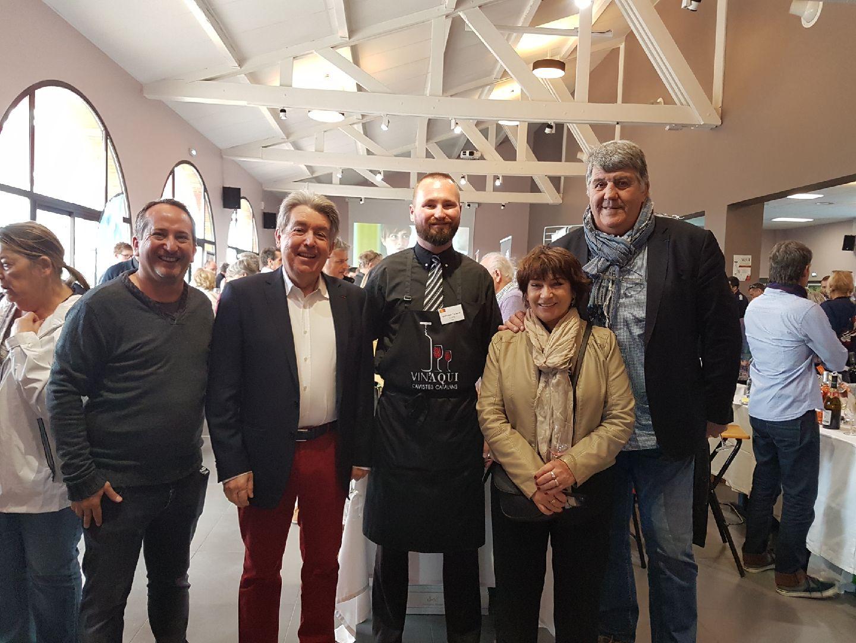 Vins du Roussillon - Salon Vin'Aqui 2017