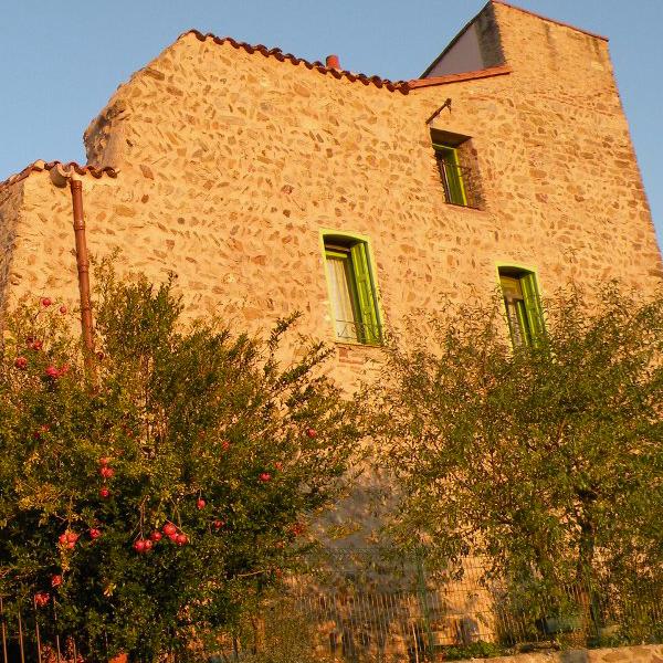Château Lafforgue : Rivesaltes grenat