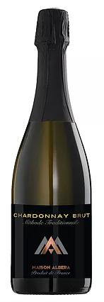 maison albera methode traditionnelle chardonnay