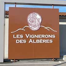 Les vignerons des Albères | Muscat sec
