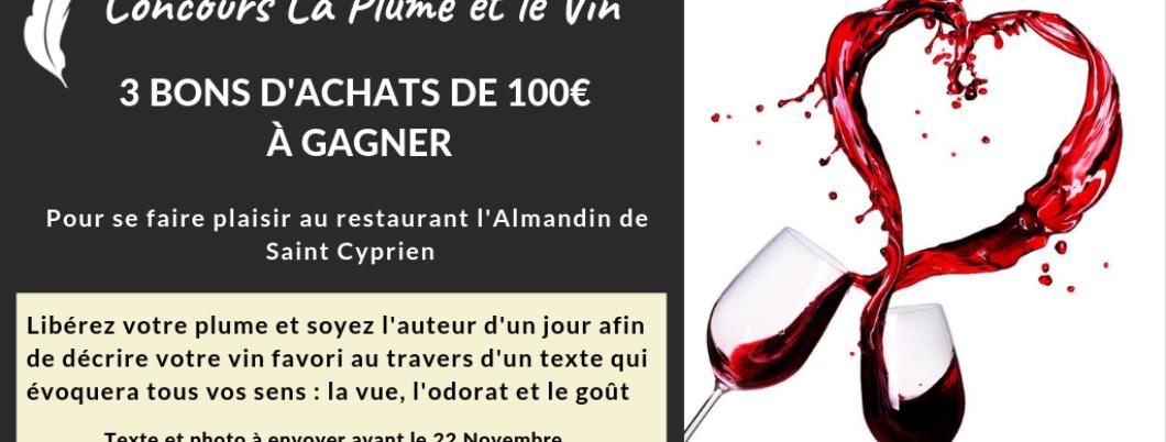 La plume et le vin   Château Rey