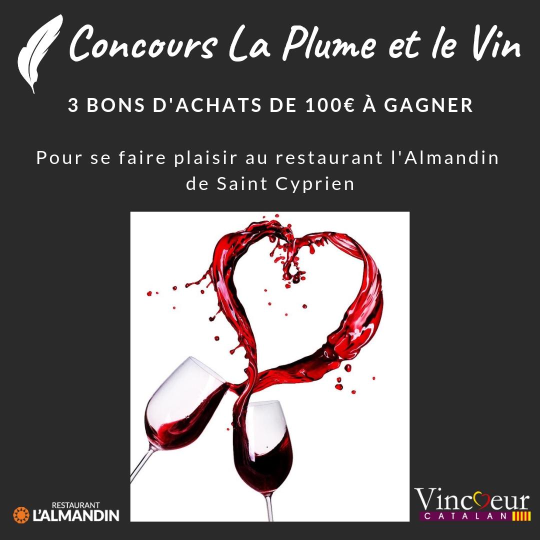 La plume et le vin | Château Rey