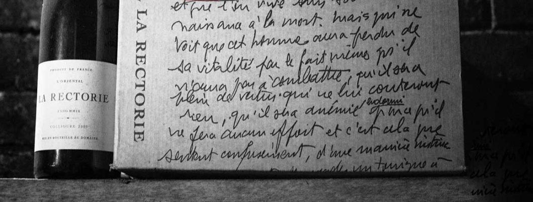 Domaine de La Rectorie – La Goudie Collioure 2016