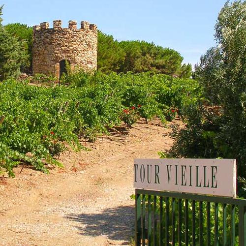 Domaine de la Tour Vieille, Rosé des Roches