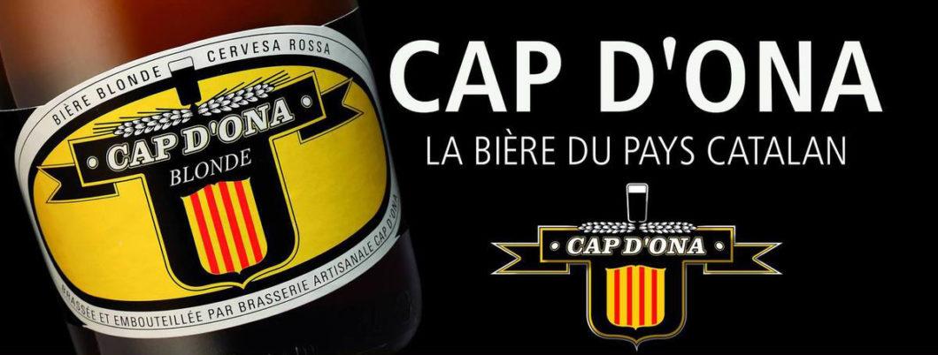 Cap D'Ona Bière Triple Ambrée