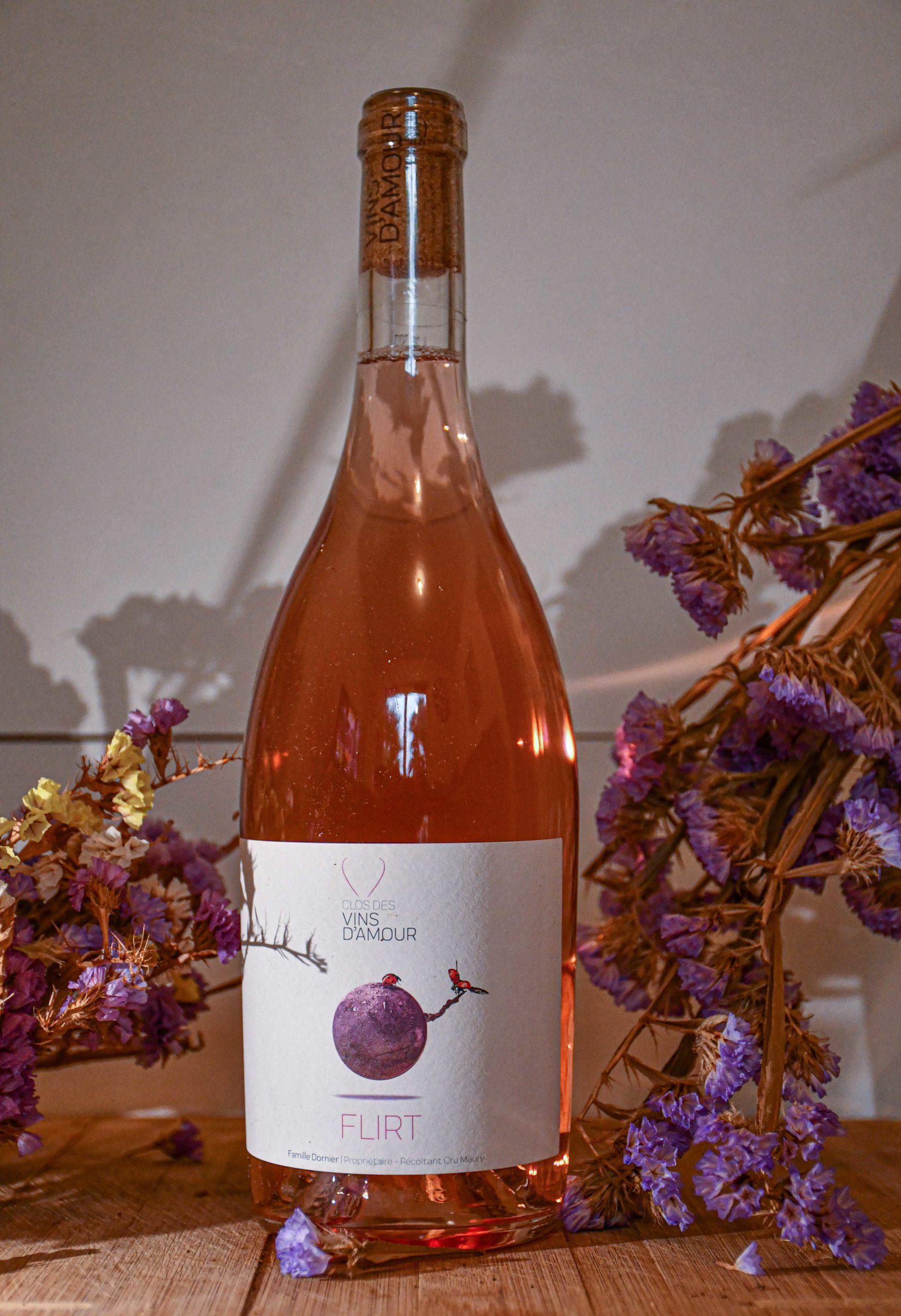 Clos Des Vins D'amour - Flirt Rosé