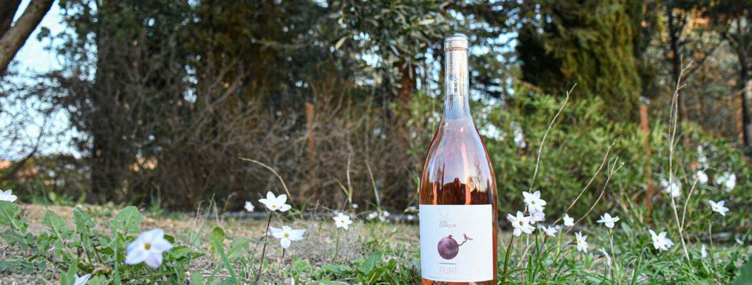 Clos des Vins d'Amour – Flirt rosé